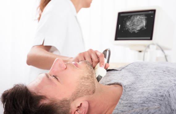 tiroide dermatologo verona