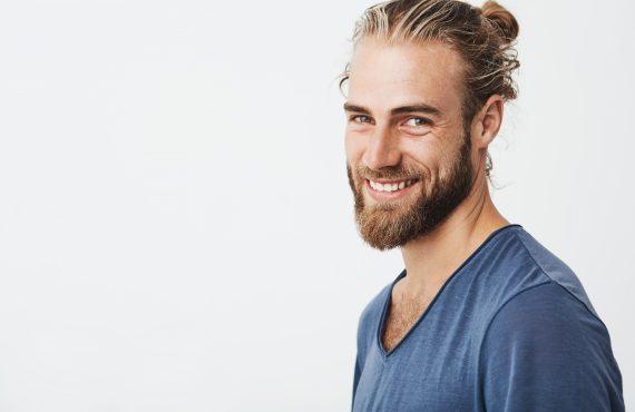 cura della barba dermatologo verona